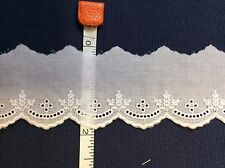 CAPITAL IMPORTS -2 INCH WIDE EDGING--6 YARDS