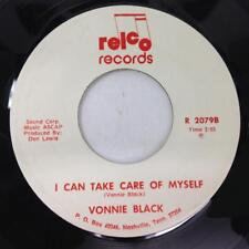 VONNIE BLACK 45: My Feet Won't Walk Away / I Can Take Care of Myself, Relco 2079