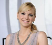 Anna Faris worn top and autographed DVD