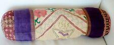OLD CENTRAL ASIA cushion pillow ethnic Suzaki EMBROIDERY CAPS Turkmen UzbekYOMUD