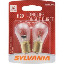 Turn Signal Light Bulb-Long Life Blister Pack Twin Sylvania 1129LL.BP2