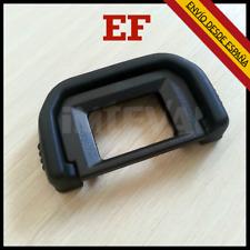 VISOR OCULAR EyeCup EF PARA Canon 650D 600D 550D 500D 450D 1100D 1000D