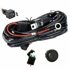 Useful Wiring Harness Relay Kit for Connect Led Light Bar 300W 12V 40A