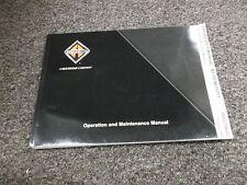 2000 International 1652 SC 4700 4800 4900 Medium Truck Owner Operator Manual