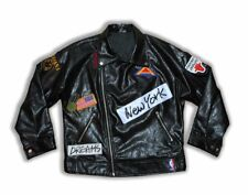 Game Time Customs x Tony Visions Leather Jacket