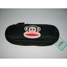 Paul Frank schlampermäppchen/pencil case, negro, oval 441198