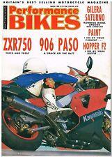PB 1989-03 Kawasaki ZXR750 Ducati 906 Paso Gilera Saturno Honda NS125 tuning