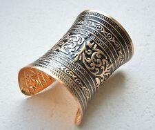Bracelet bijoux Marocain Berbere Touareg ethnic fer bangle