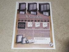 Wharfedale Ad, 1964, 1 Pg , W60, W40, W30, W90, W70, Article, 1 Pg