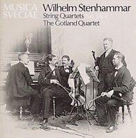 Stenhammar: String Quartet Nos. 3 & 4, New Music