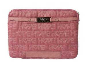 """Miche Hope Quilted Laptop Sleeve Pad Holder Case up to 13"""" NIP Zippered"""