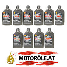 10x1 Liter Shell Helix Ultra 0W-40 Motoröl, ACEA A3/B3/B4 - API SM/CF