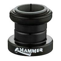 FSA Hammer 1-1/8 Heavy Duty Threadless Headset Black