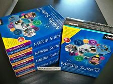 CyberLink Media Suite 14 Ultra New Sealed