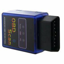 ELM327 Bluetooth OBD2 OBDII Cars Code Reader Diagnostic Scanner For Android PC