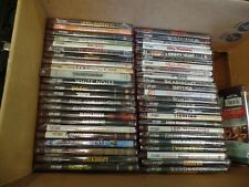 Lot Of 48 New Hd Dvds for Hd Dvd Players Only.