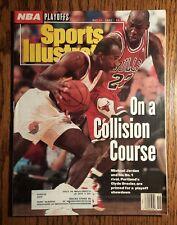 MICHAEL JORDAN Cover - Sports Illustrated May 11, 1992 Full Issue CHICAGO BULLS