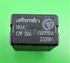 211-FIAT ALFA (90-10) 4-pin multi-uso Nero RELAY 7676504 232001 20a b047 birton