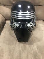 Disney Star Wars Kylo Ren Deluxe Helmet 2016
