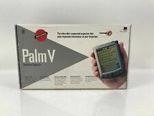 PALM V 5 PDA ORGANIZER HANDHELD LCD DIGITAL ASSISTANT -  Open Box