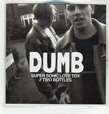 (EQ989) Dumb, Super Sonic Love Toy - DJ CD