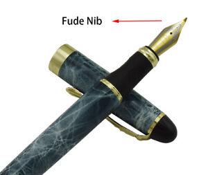 Jinhao 450 Bent Nib Calligraphy Fountain Pen , Fude Pen