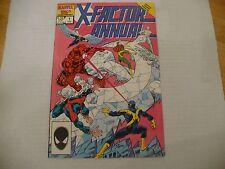 X-FACTOR ANNUAL #1 (9.4 NM) MARVEL 1986-XTREME HI GRADE-I'M ORIG OWNER - NICE!!