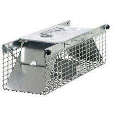 Small 2-Door Professional Live Animal Cage Trap for Rat Squirrel Chipmunk Weasel