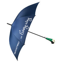Disney Mary Poppins Umbrella Practically With Parrot Head Handle