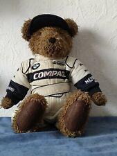 BMW Williams, Formel 1, Team Bär, Teddybär. Höhe 40 cm.