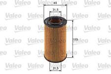VALEO Ölfilter 586556 Filtereinsatz für MERCEDES CHRYSLER PUCH W211 SL W203 W204