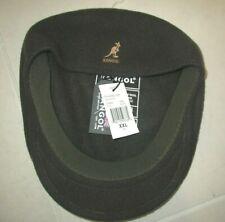 Kangol Loden Green 504 Wool Cap XXL