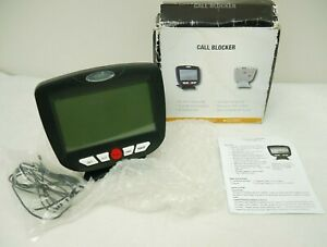 Telephone Nuisance Call Blocker - Stand alone Model TM-PA009A - Free UK Shipping