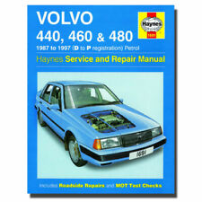 1691 HAYNES VOLVO 440,460 & 480  WORKSHOP MANUAL