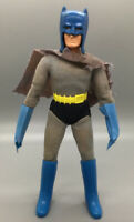 "Vintage 1971 - Mego Corp. - Batman - Removable Cowl - 8"" Action Figure"