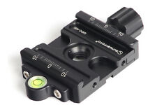Sunwayfoto DDC-42i 42mm Adapter Clamp Arca Swiss Compatible Tripod Head 3/8 1/4