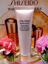 Shiseido Benefiance Extra Creamy Cleansing Foam 30ml -