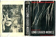 The Case of the Long-Legged Models A Perry Mason Mystery by Erle Stanley Gardner