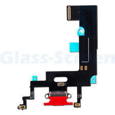 OEM iPhone XR A1984 A2105 A2106 A2107 A2108 Charger Port Flex Cable Black White