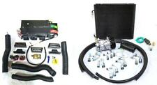 Gearhead Ac Heat Defrost Air Conditioning Mini Kit w/ Fittings Hoses Vents A/C