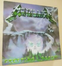 "METALLICA - ""CREEPING DEATH"" - 1984  Made in England. {{{Play Loud}}}"