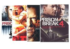 PRISON BREAK - LA SERIE COMPLETA (23 DVD) SERIE TV FOX COFANETTI SINGOLI