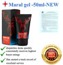 1 Pcs Maral Gel Intimate Lubricant Gel for Men 100% Original From Russia 50ml