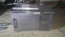 Migali Refrigerated Pizza Salad Sandwich Prep Unit Table Cooler Refrigerator