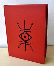 Dragon Book Of Essex Andrew Chumbley XOANON LE 1/808 Occult Grimoire Witchcraft