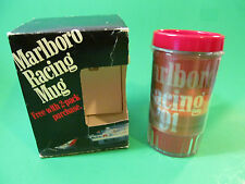 Marlboro Racing Mug '91. Philip Morris Inc 1991
