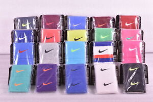 Nike Swoosh Terry Cloth Wristbands Choose Color
