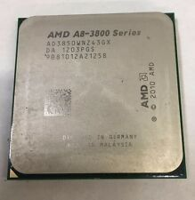 AMD Fusion A8-3850 2.9GHz Quad-Core (AD3850WNZ43GX) Processor