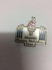 Atlanta Olympic Games 1996 Happy Holidays 1995 (Channukah?) Pin