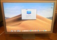 "Apple 23"" Aluminum Cinema HD Display Monitor A1082 + Power Adapter"